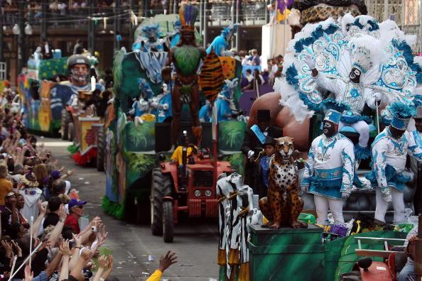 Avenue「New Orleans Celebrates Mardi Gras」:写真・画像(10)[壁紙.com]