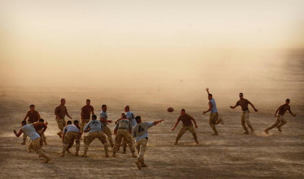 Dust「82nd Airborne Paratroopers In Afghanistan」:写真・画像(4)[壁紙.com]