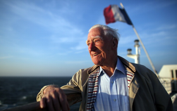 Passenger Craft「Normandy Veterans Gather For The 69th Anniversary Of The D-Day Landings」:写真・画像(14)[壁紙.com]