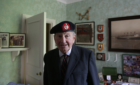 人の役割「Surviving Normandy Veterans Remember Their Role on D-Day」:写真・画像(13)[壁紙.com]
