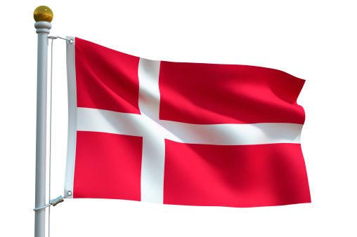 Danish Culture「Single Flag - Denmark」:スマホ壁紙(18)