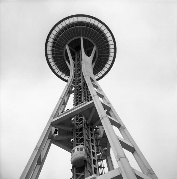 Space Needle「Seattle Space Needle」:写真・画像(2)[壁紙.com]
