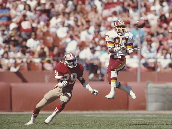 Catching「Washington Redskins vs San Francisco 49ers」:写真・画像(12)[壁紙.com]