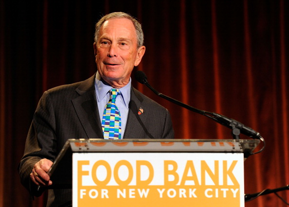 Mayor「Food Bank For New York City 2012 Can-Do Awards Dinner」:写真・画像(14)[壁紙.com]