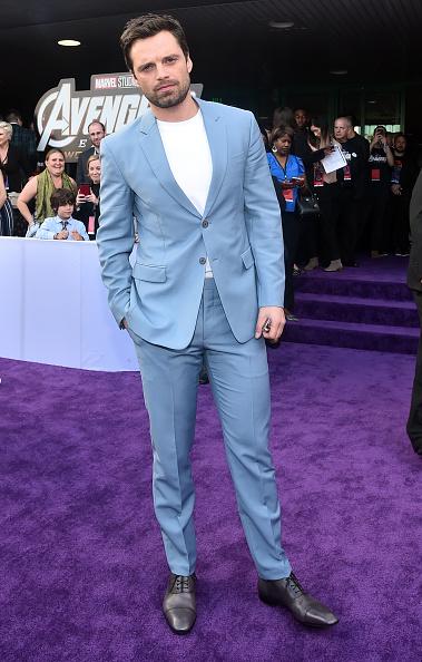 """Light Blue「Los Angeles World Premiere Of Marvel Studios' """"Avengers: Endgame""""」:写真・画像(4)[壁紙.com]"""