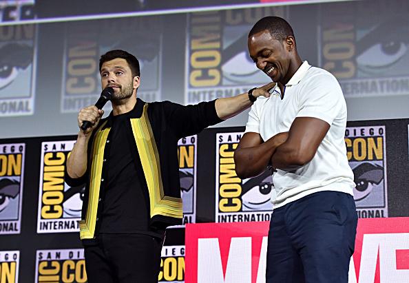 Comic con「Marvel Studios Hall H Panel」:写真・画像(5)[壁紙.com]