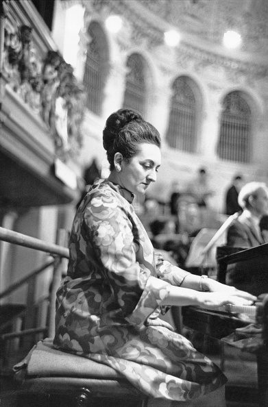 Classical Musician「Yvonne Loriod」:写真・画像(3)[壁紙.com]