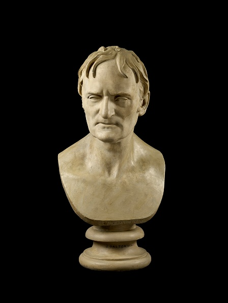 Model - Object「Bust Of John Dalton Dcl (1766-1844)」:写真・画像(2)[壁紙.com]