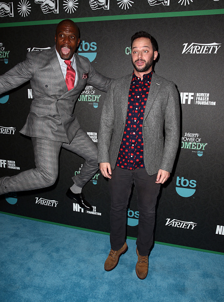 Making Money「Variety's 5th Annual Power Of Comedy Presented By TBS Benefiting The Noreen Fraser Foundation - Arrivals」:写真・画像(7)[壁紙.com]