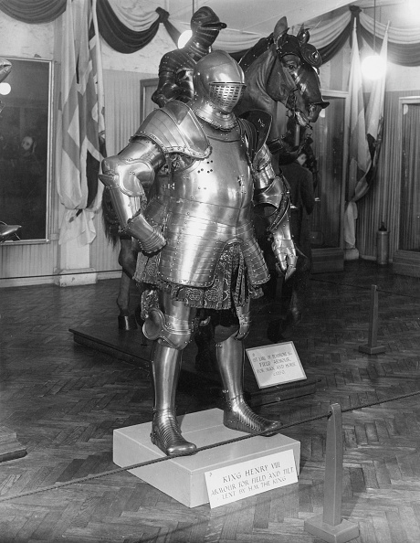 No People「The Armour Of King Henry VIII」:写真・画像(1)[壁紙.com]