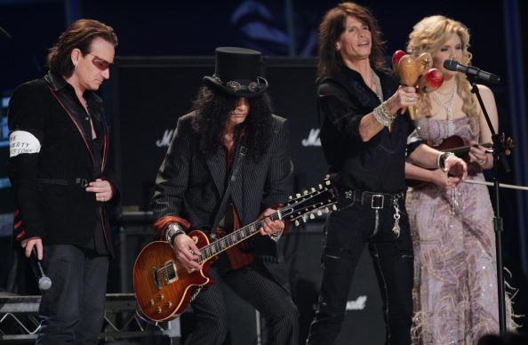 ギブソン・レスポール「The 47th Annual Grammy Awards - Show」:写真・画像(11)[壁紙.com]