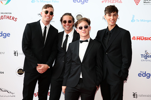 Spark Arena「2018 Vodafone New Zealand Music Awards - Arrivals」:写真・画像(2)[壁紙.com]