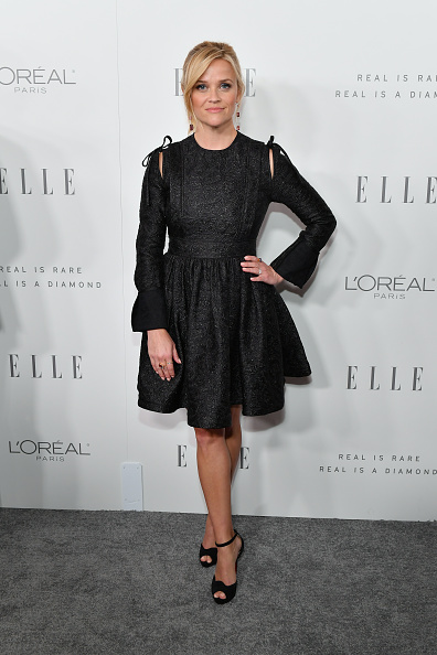 Celebration「ELLE's 24th Annual Women in Hollywood Celebration presented by L'Oreal Paris, Real Is Rare, Real Is A Diamond and CALVIN KLEIN - Arrivals」:写真・画像(13)[壁紙.com]