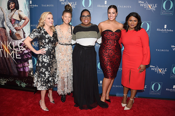 "Graham Storm「O, The Oprah Magazine Hosts Special NYC Screening Of ""A Wrinkle In Time"" At Walter Reade Theater」:写真・画像(17)[壁紙.com]"