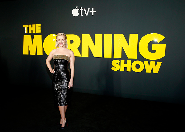 """Reese Witherspoon「Apple's """"The Morning Show"""" Global Premiere」:写真・画像(13)[壁紙.com]"""