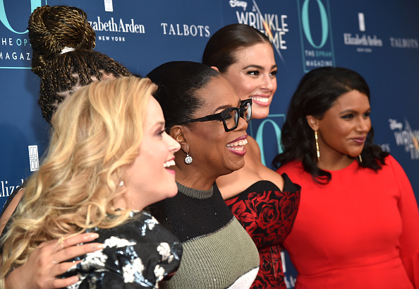 """A Wrinkle in Time「O, The Oprah Magazine Hosts Special NYC Screening Of """"A Wrinkle In Time"""" At Walter Reade Theater」:写真・画像(0)[壁紙.com]"""