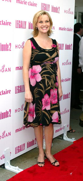 Black Shoe「Hamptons World Premiere of Legally Blond 2」:写真・画像(9)[壁紙.com]
