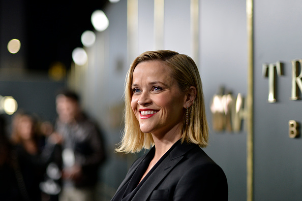 "Reese Witherspoon「Premiere Of Apple TV+'s ""Truth Be Told"" - Red Carpet」:写真・画像(5)[壁紙.com]"