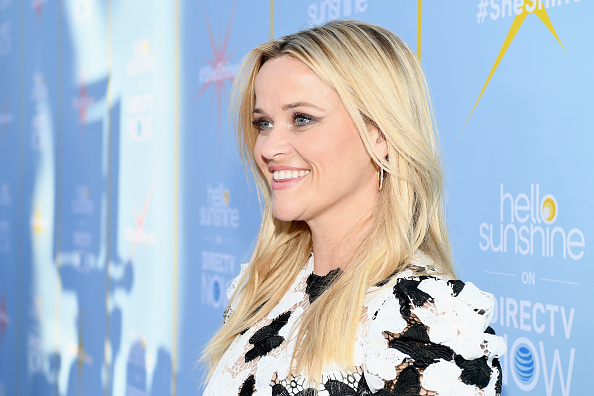 """Reese Witherspoon「AT&T And Hello Sunshine Celebrate Launch Of """"Shine On With Reese"""" And """"Master The Mess"""" - Arrivals」:写真・画像(2)[壁紙.com]"""