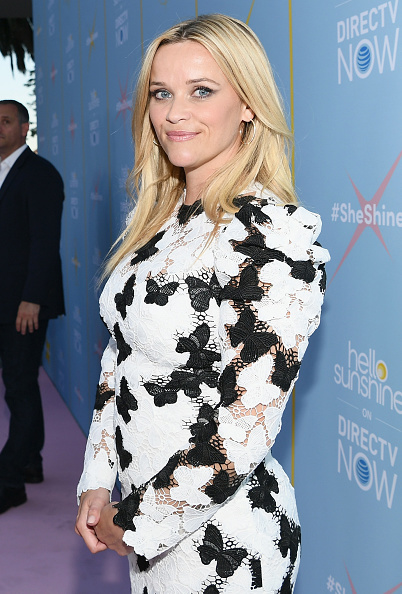 """Reese Witherspoon「AT&T And Hello Sunshine Celebrate Launch Of """"Shine On With Reese"""" And """"Master The Mess"""" - Arrivals」:写真・画像(19)[壁紙.com]"""