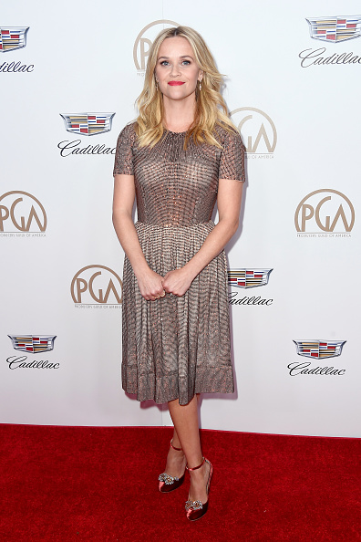 Reese Witherspoon「29th Annual Producers Guild Awards - Arrivals」:写真・画像(11)[壁紙.com]