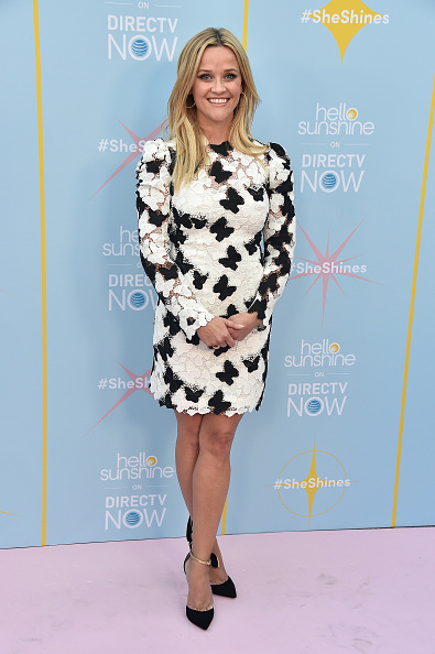 "Reese Witherspoon「AT&T & Hello Sunshine Celebrate The Launch Of ""Shine On With Reese"" - Arrivals」:写真・画像(13)[壁紙.com]"