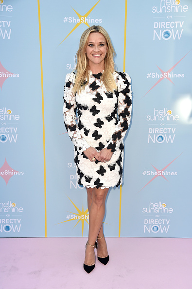 """Reese Witherspoon「AT&T & Hello Sunshine Celebrate The Launch Of """"Shine On With Reese"""" - Arrivals」:写真・画像(17)[壁紙.com]"""