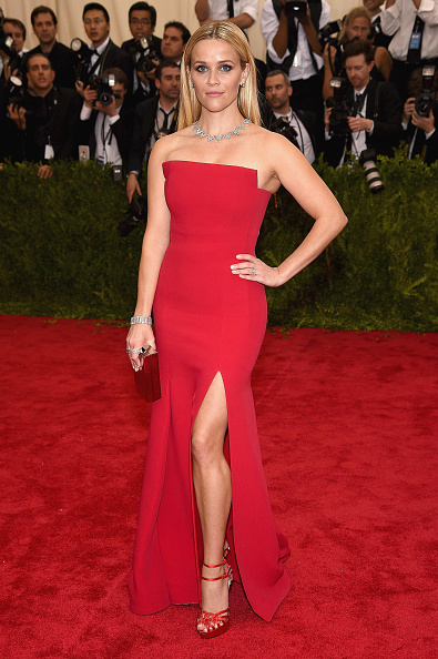 "Reese Witherspoon「""China: Through The Looking Glass"" Costume Institute Benefit Gala - Arrivals」:写真・画像(18)[壁紙.com]"