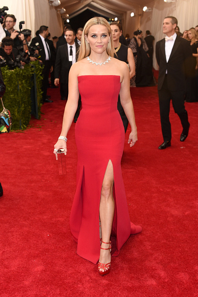 "Reese Witherspoon「""China: Through The Looking Glass"" Costume Institute Benefit Gala - Arrivals」:写真・画像(17)[壁紙.com]"