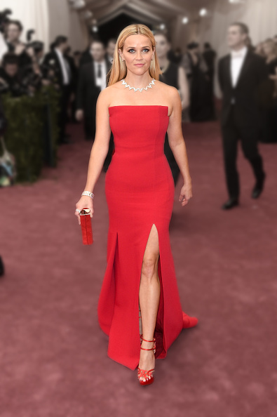 "Red Shoe「""China: Through The Looking Glass"" Costume Institute Benefit Gala - Fashion Focus」:写真・画像(2)[壁紙.com]"