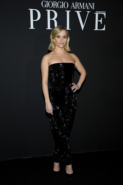 Reese Witherspoon「Giorgio Armani Prive: Outside Arrivals - Paris Fashion Week - Haute Couture Spring/Summer 2020」:写真・画像(18)[壁紙.com]