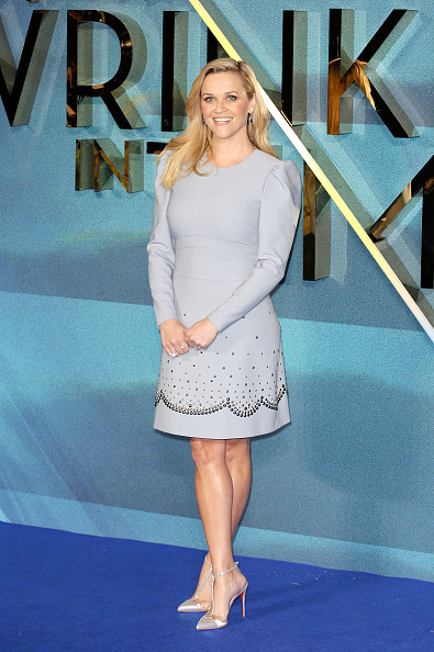 A Wrinkle in Time「'A Wrinkle In Time' European Premiere - Red Carpet Arrivals」:写真・画像(15)[壁紙.com]