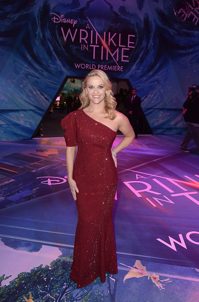 """A Wrinkle in Time「Premiere Of Disney's """"A Wrinkle In Time"""" - Red Carpet」:写真・画像(8)[壁紙.com]"""
