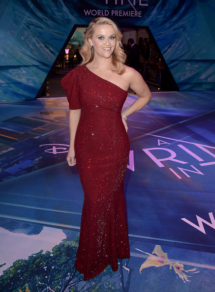 "Reese Witherspoon「Premiere Of Disney's ""A Wrinkle In Time"" - Red Carpet」:写真・画像(16)[壁紙.com]"