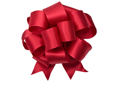 Large「Red Bow (CLIPPING PATH) XL」:スマホ壁紙(14)