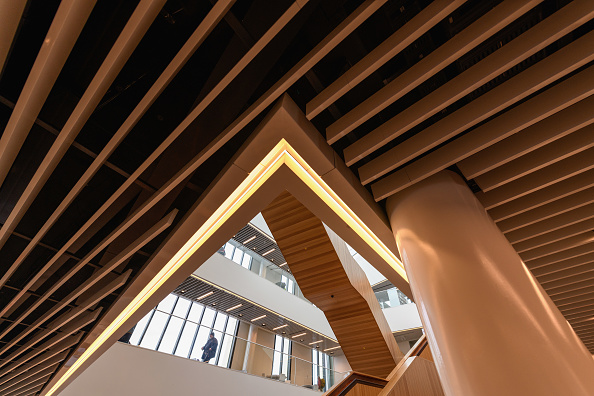 Architecture「New Central Library Opens In Christchurch」:写真・画像(11)[壁紙.com]