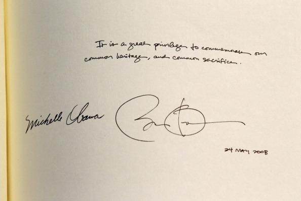 Westminster Abbey「US President Barack Obama Visits The UK - Day One」:写真・画像(16)[壁紙.com]