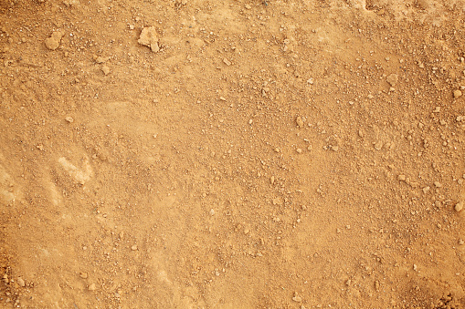 Agricultural Field「Background of earth and dirt」:スマホ壁紙(2)