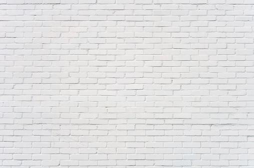 背景「背景: 白塗りのレンガの壁」:スマホ壁紙(16)