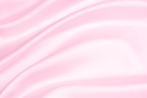 Silk「Background image of pink satin」:スマホ壁紙(2)