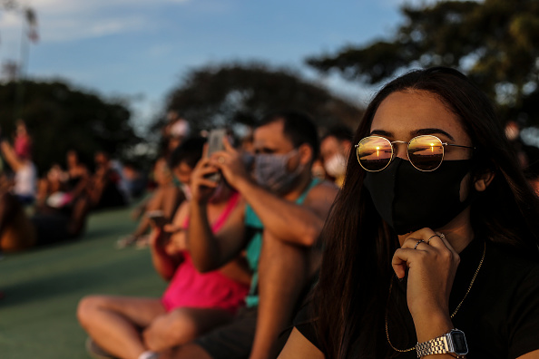 Tourism「Tourist Attractions Reopen In Niteroi Amidst Coronavirus Pandemic」:写真・画像(11)[壁紙.com]