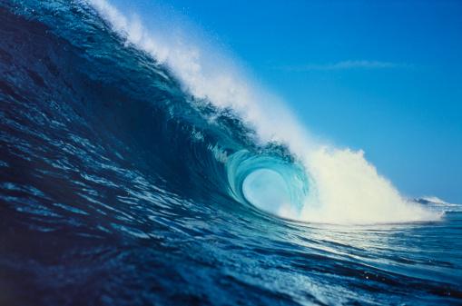 Breaking Wave「Wave」:スマホ壁紙(18)
