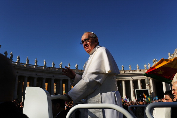 Religious Mass「The Inauguration Mass For Pope Francis」:写真・画像(5)[壁紙.com]