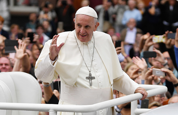 Pope Francis「Pope Francis Visit To Ireland - Day One」:写真・画像(16)[壁紙.com]