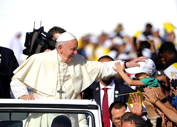 Francois Nel「Pope Francis Visits Abu Dhabi」:写真・画像(6)[壁紙.com]