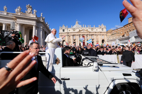 Religious Mass「The Inauguration Mass For Pope Francis」:写真・画像(19)[壁紙.com]