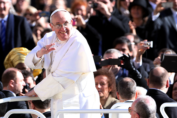 Gratitude「The Inauguration Mass For Pope Francis」:写真・画像(7)[壁紙.com]