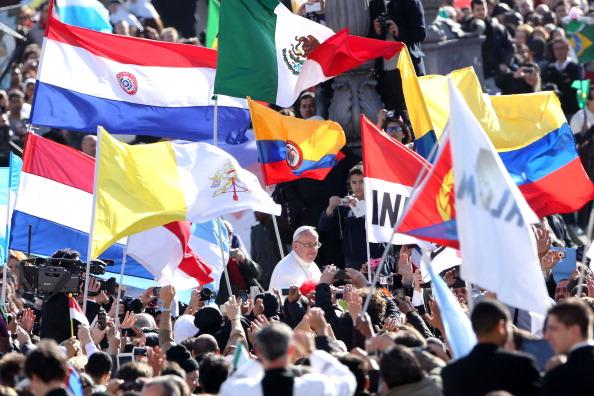 Gratitude「The Inauguration Mass For Pope Francis」:写真・画像(9)[壁紙.com]