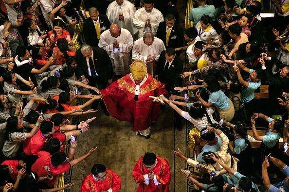 Pope「Pope Francis Visits Thailand」:写真・画像(18)[壁紙.com]