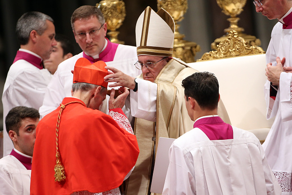 Franco Origlia「Pope Francis Appoints New Cardinals」:写真・画像(15)[壁紙.com]